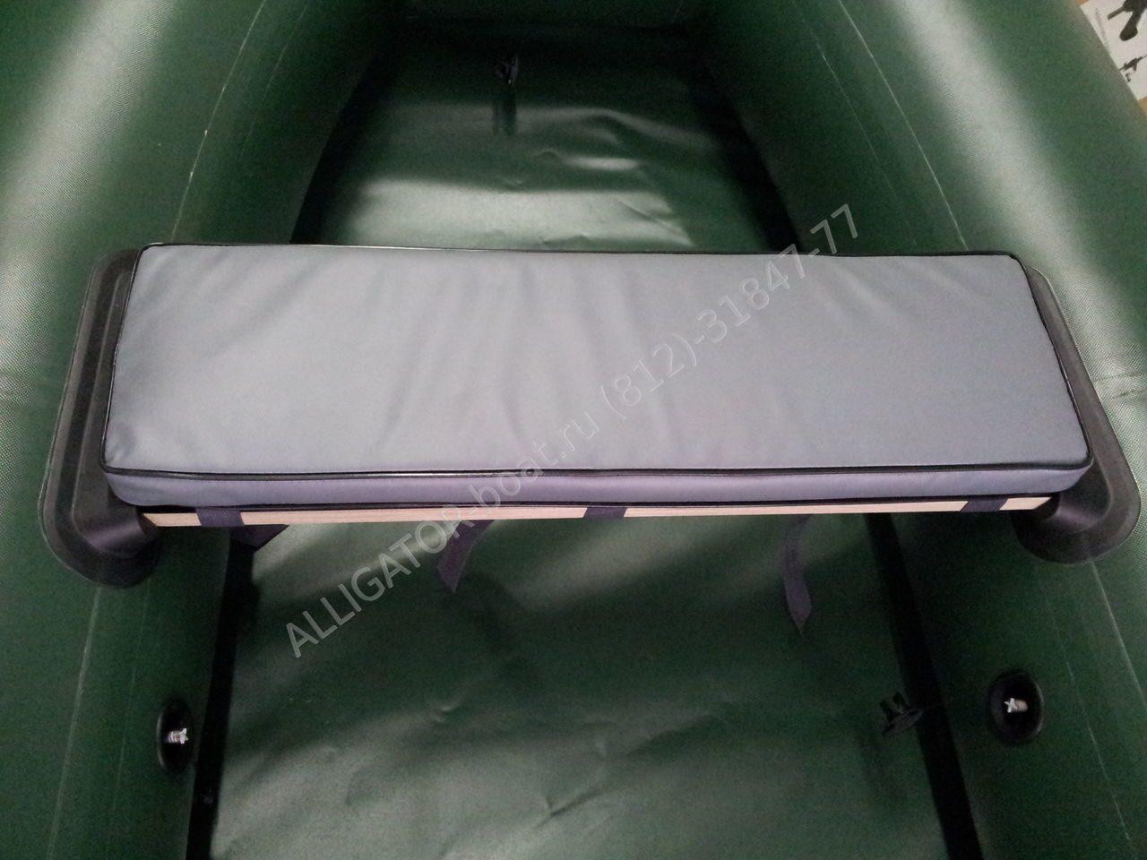 Мягкие сидения для лодки своими руками