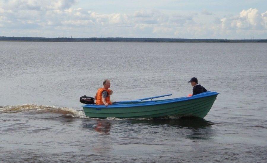 лодки ахто