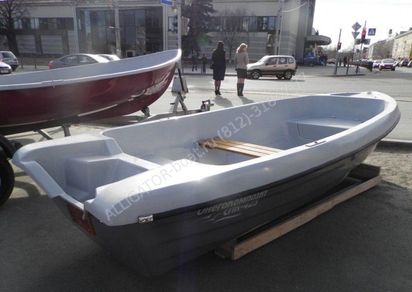 лодка 425