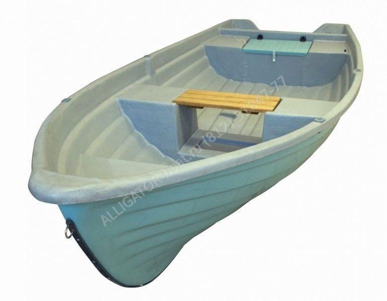 лодки пластиковые спев