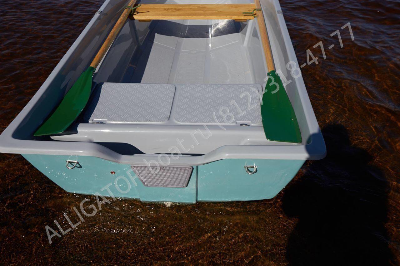 пластиковая лодка руб