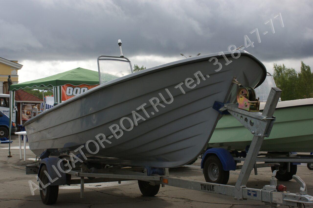 форштевень надувной лодки