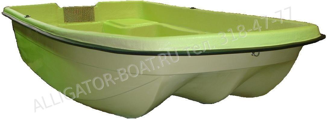 лодки из пластика под мотор цены