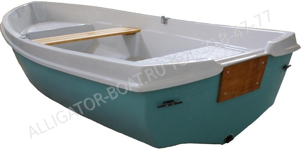 лодка пластиковая слк 270
