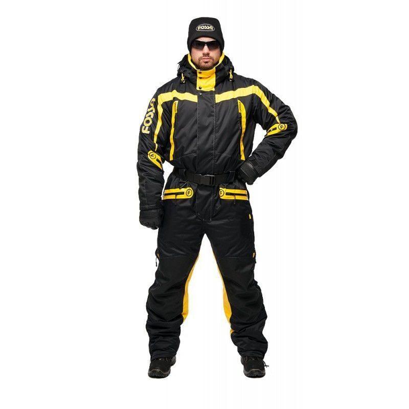костюм снегоходный для рыбалки