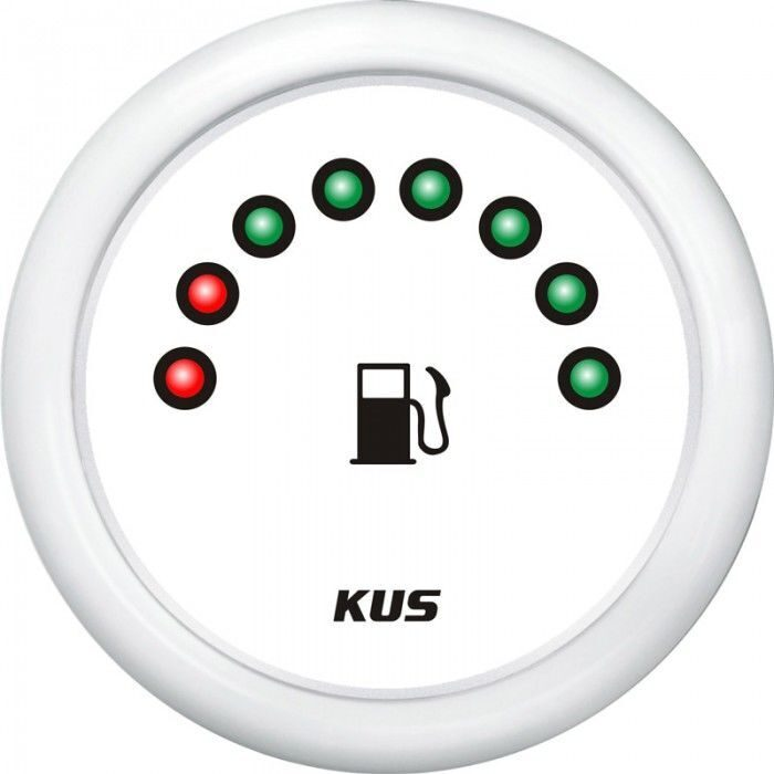 Указатель уровня топлива на светодиодах