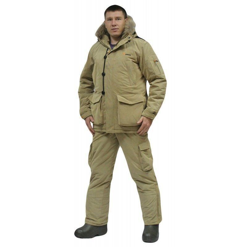 новатех одежда для рыбалки