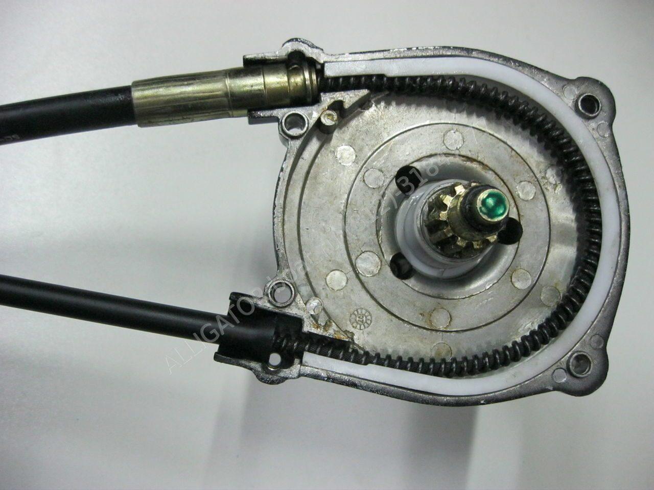 трос рулевого управления для лодочного мотора