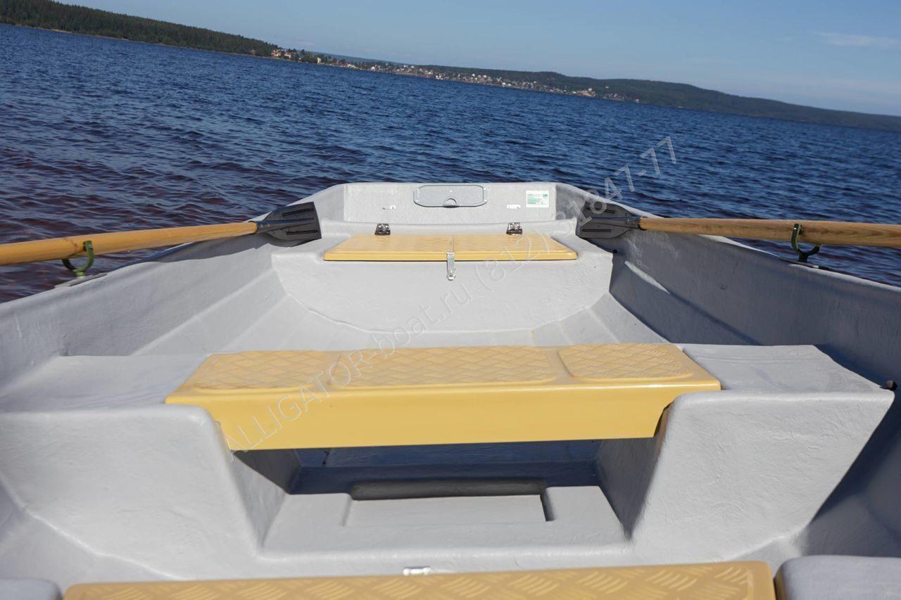 лодка слк 430