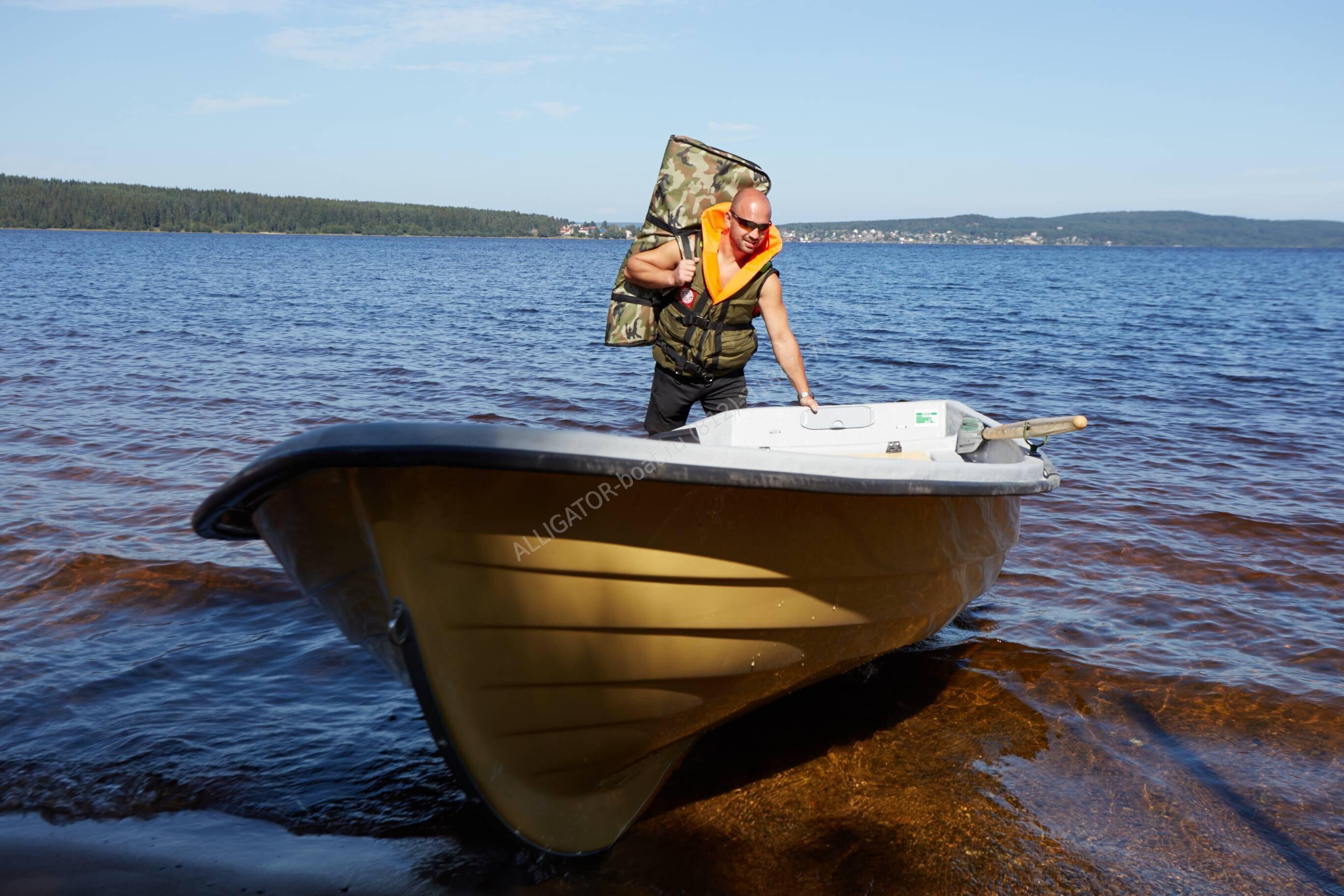 лодка пвх 390 с мотором видео