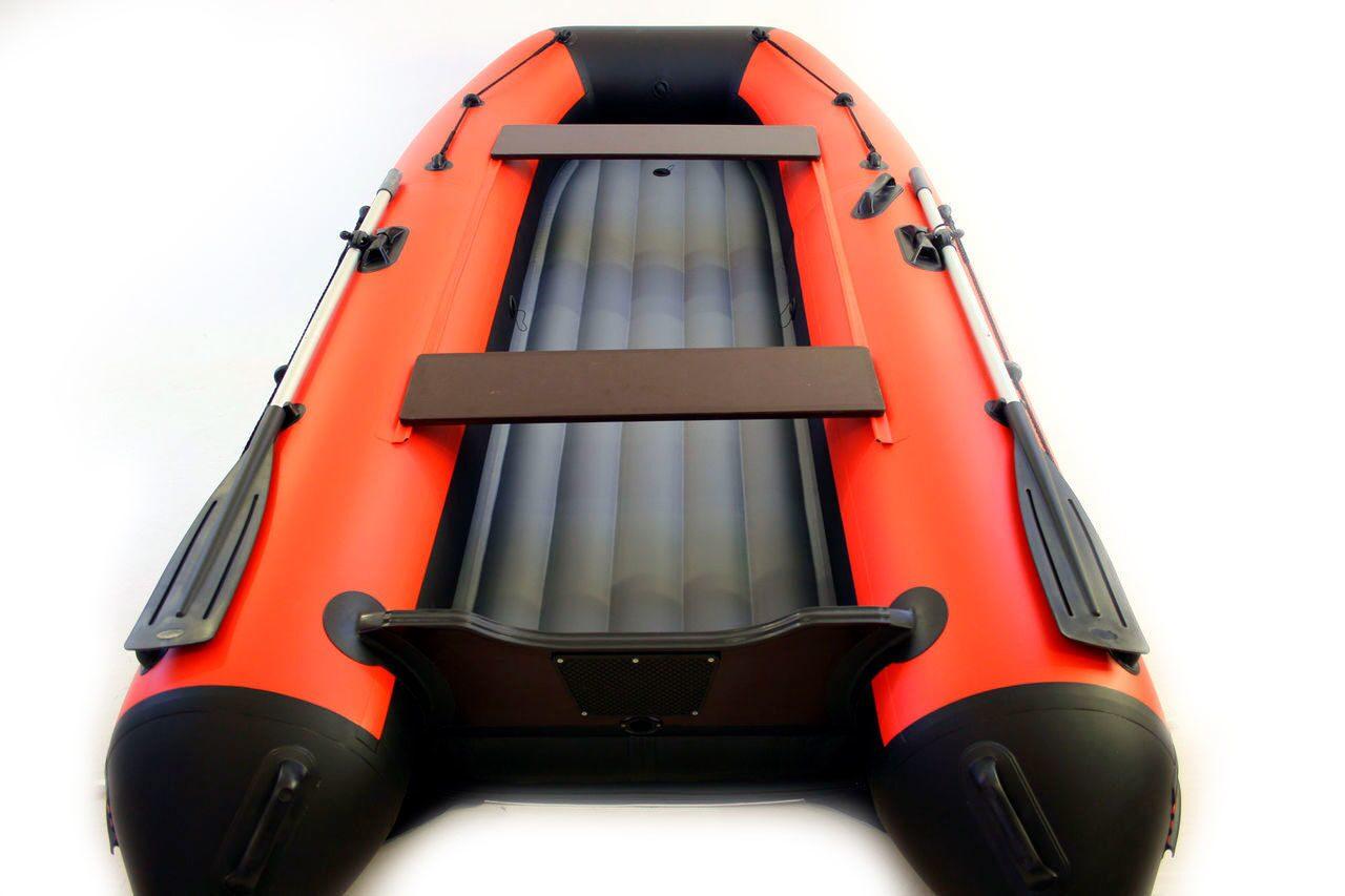 трехместные моторные лодки пвх