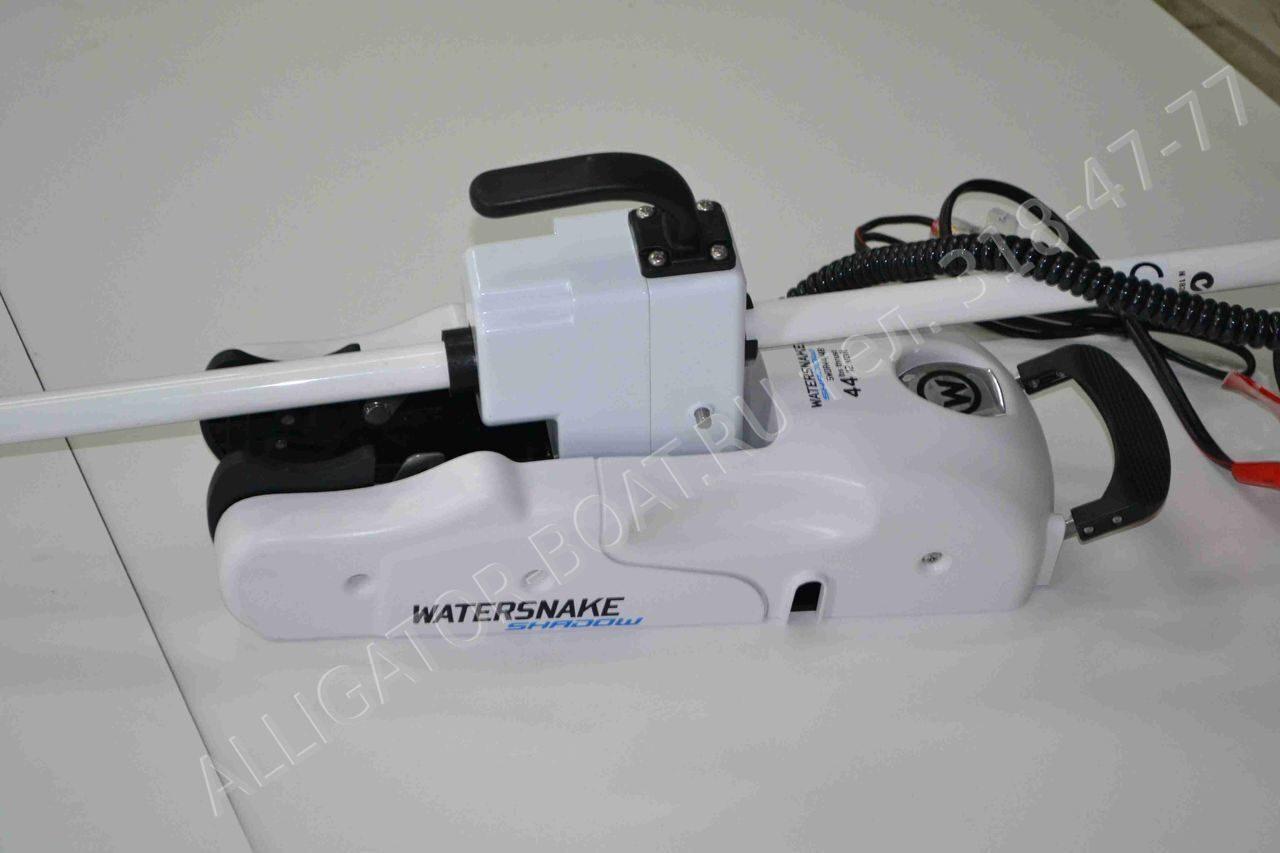 управление лодочного электромотора