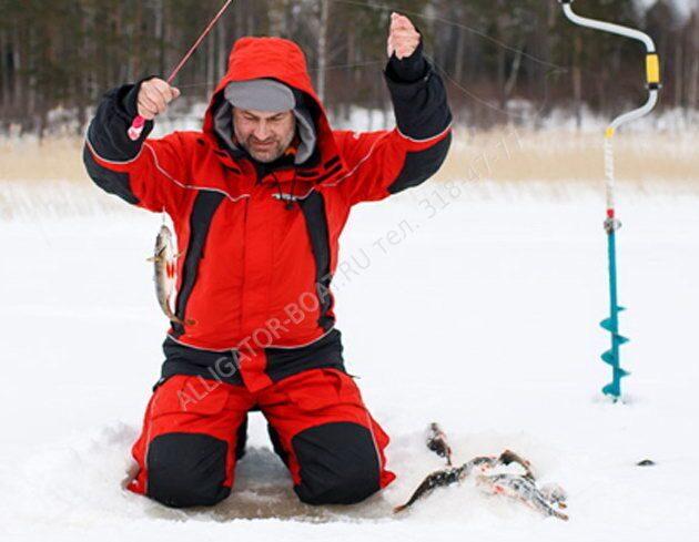 канадская одежда для зимней рыбалки