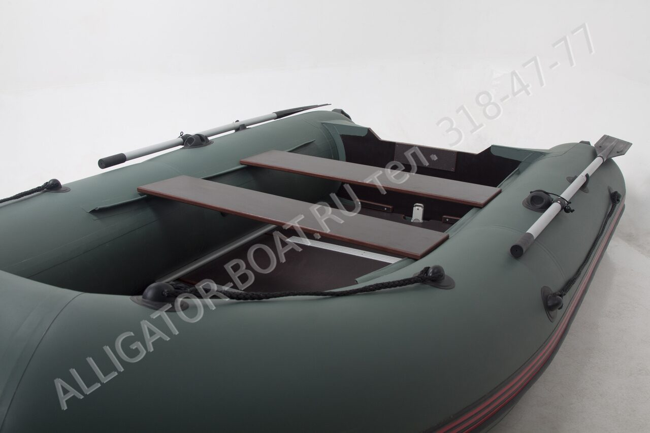 лодка пластиковая аллигатор