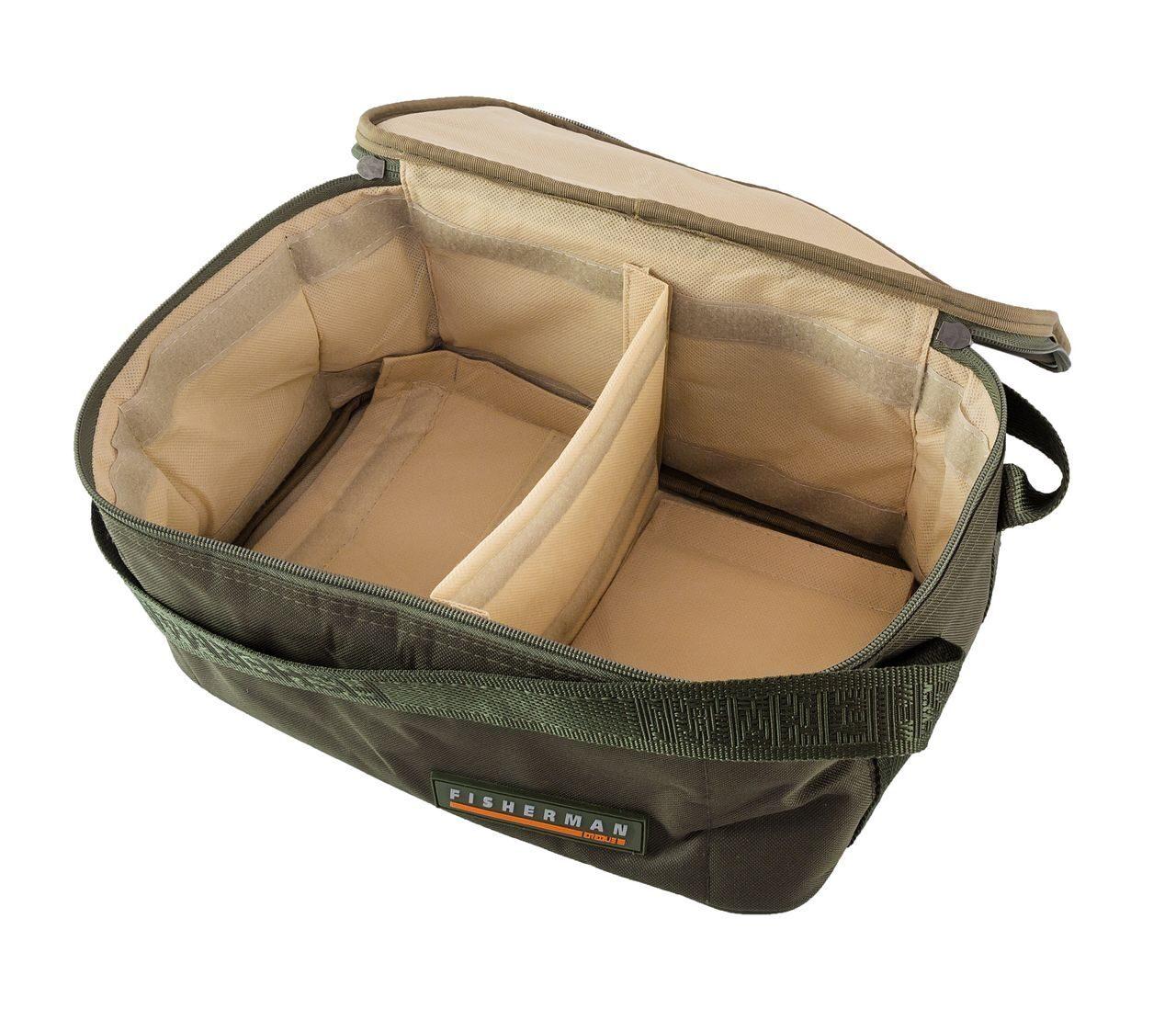 сумка для безынерционных катушек