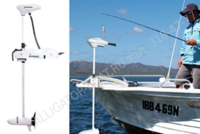 электромоторы для лодок вотерснейк