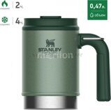Термокружка Stanley The Big Grip Camp Mug (10-01693-025) 0.47л.