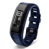 Фитнес-браслет Garmin VivoSMART HR Blue, regular (010-01955-14)